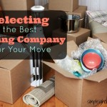 Building Our NV Home: Selecting a Moving Company