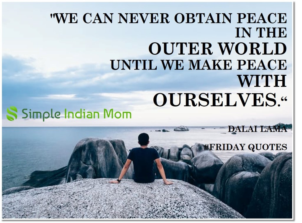 Friday Quotes Mindfulness