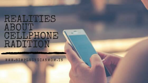 Cellphone Radition Realities