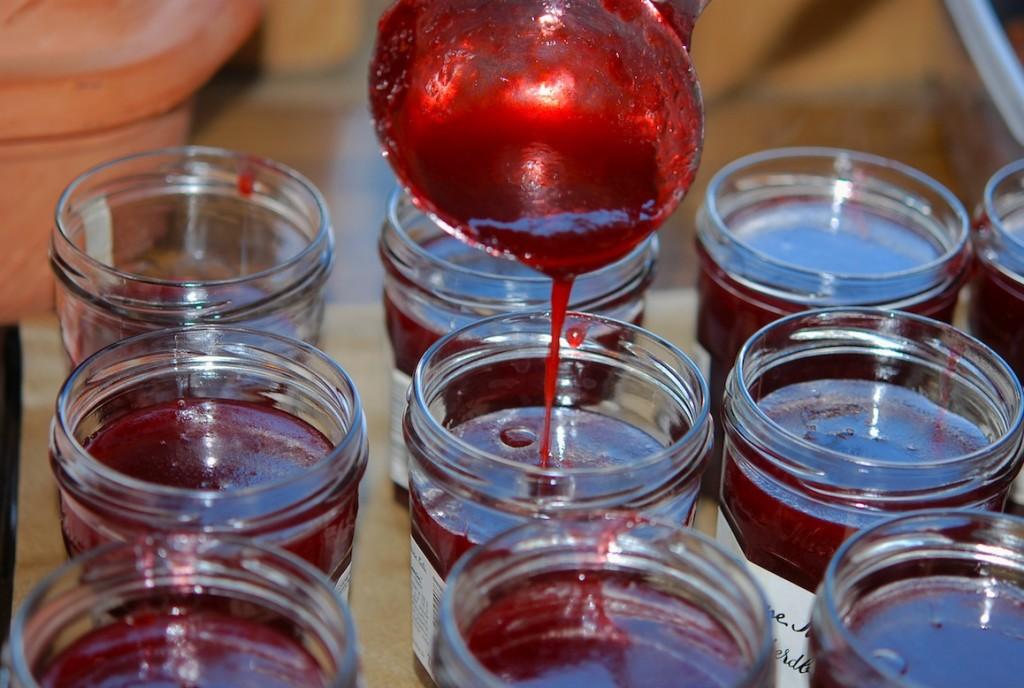 jam making simple life farm b&b