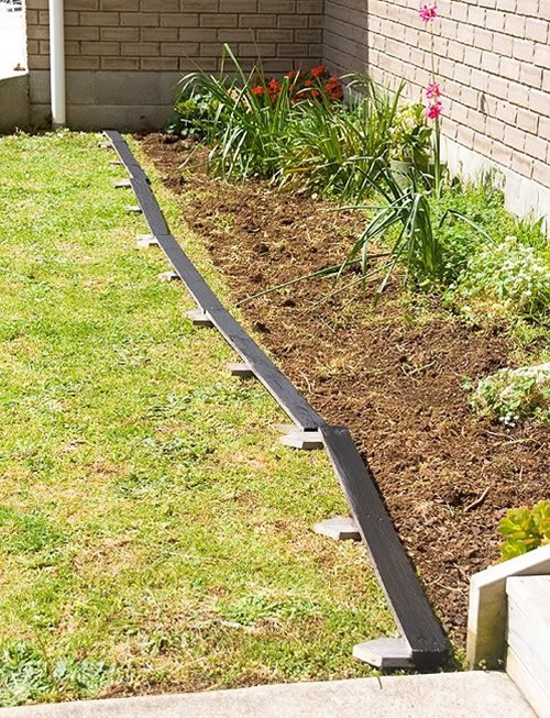 25 Garden Bed Borders Edging Ideas For Vegetable And Flower Gardens
