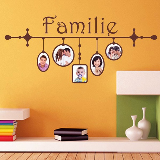 Family Picture Wall Ideas