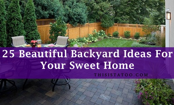 backyard ideas add