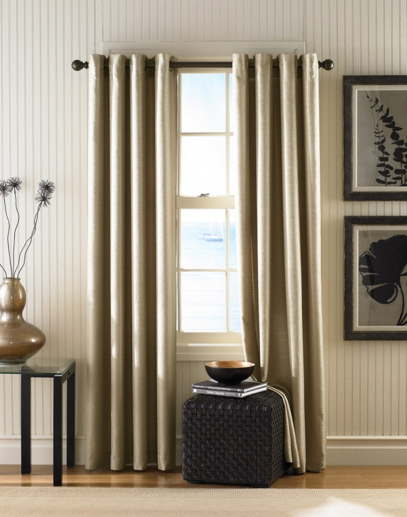 How To Hang Curtains  Drapes With Picture Ideas