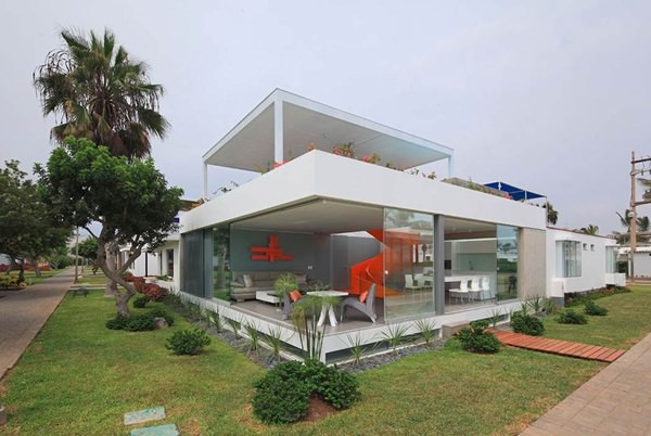 modern houses design - THE MOST AMAZING ROOF TOP GLASS HOUSE IDEAS AND PICTURES
