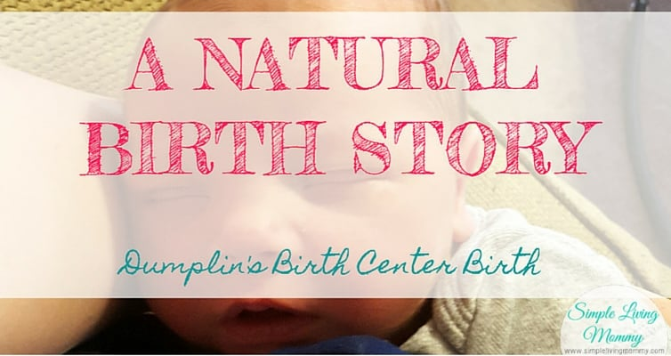 A Natural Birth Story