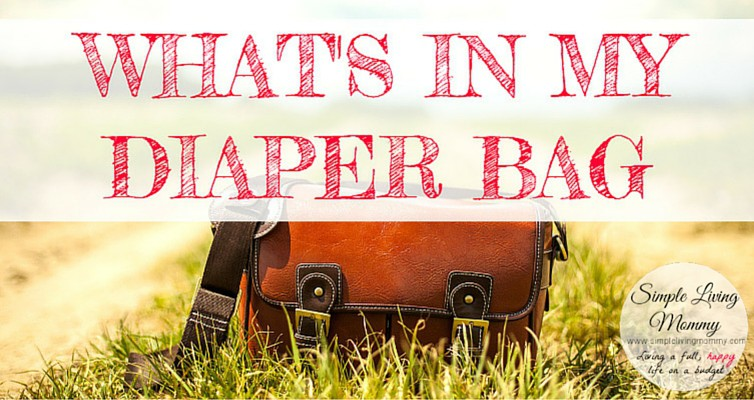 Do you have a jam packed diaper bag? Do you ever wonder what other moms are lugging around with them? This blogger lists what's in her diaper bag and why she over-prepares