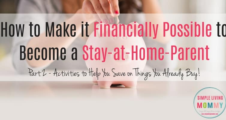 2 Money-Saving Activities to Help You Save Money on Things You Already Buy