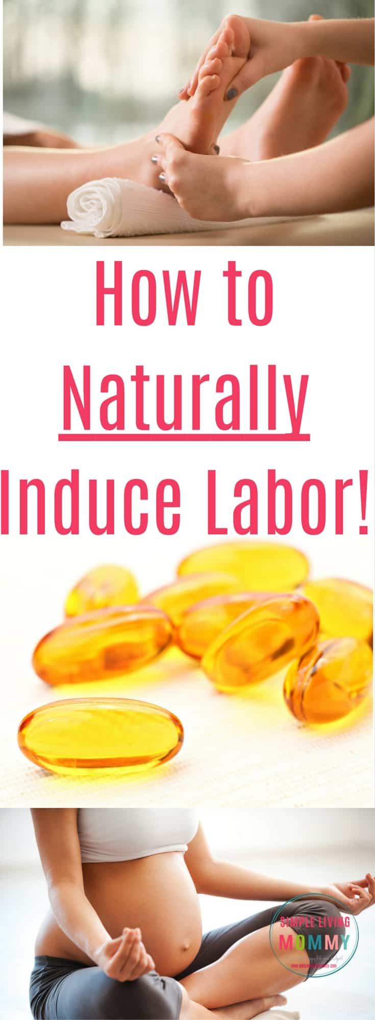 """Here Are Some Other Things You Can Try To Naturally Induce Labor After Your  Doctor Gives You The €�goahead"""":"""
