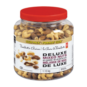 PC Mixed nuts