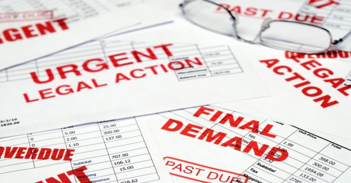 Tips for dealing with debt collectors effectively.