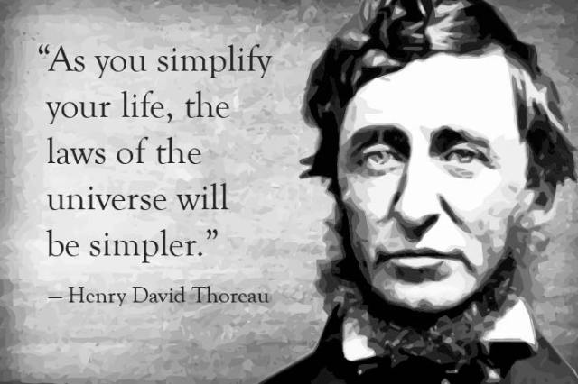 National Simplicity Day: 4 more reasons to keep it simple