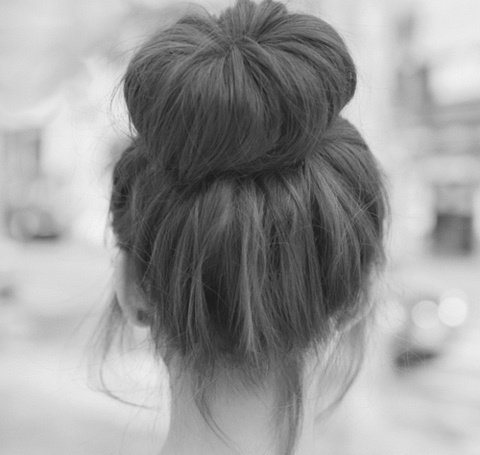 Create A Chic Weekender Bun: DIY Sock Bun