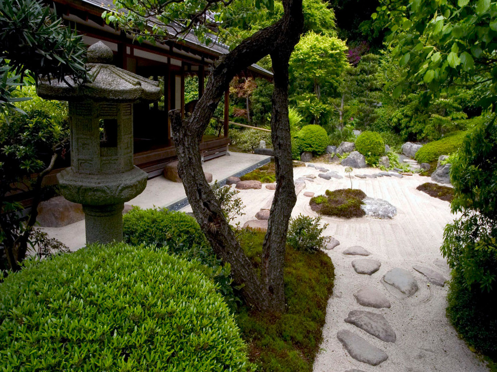 Zen Gardens Healing the Body Mind and Soul Simple Luxe Living
