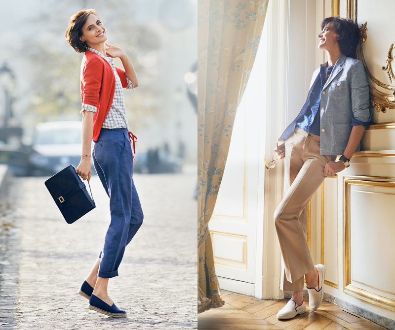Top Parisian Chic: A Style Guide by Inès de la Fressange - Simple Luxe  GE63