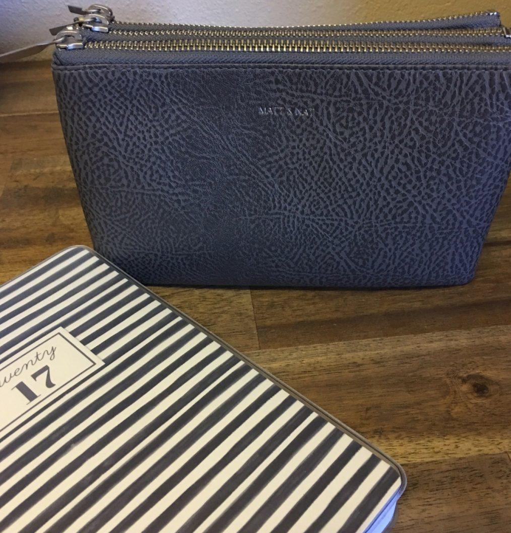 THE DESIGNER VEGAN CLUTCH: MATT & NAT