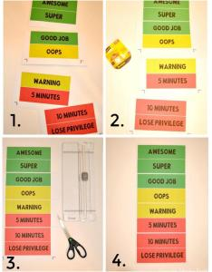 Promote good behavior with this free printable color coded reward chart also simple made pretty rh simplemadepretty