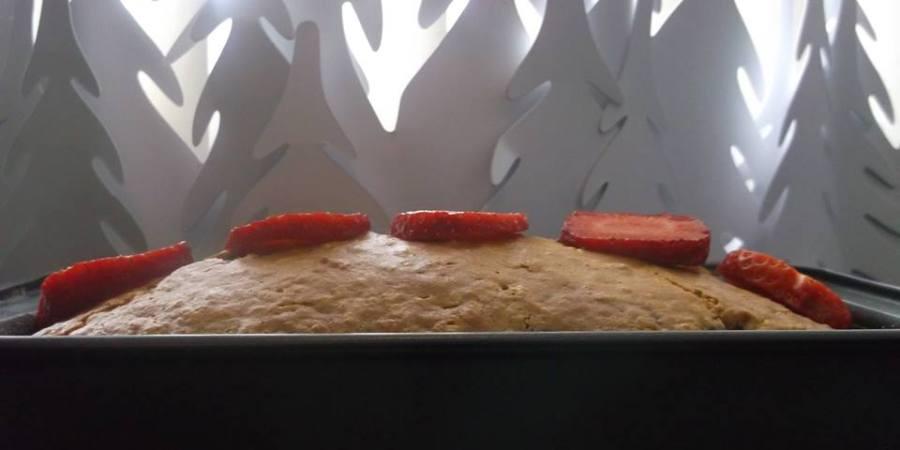 Recette de Pain aux fraises