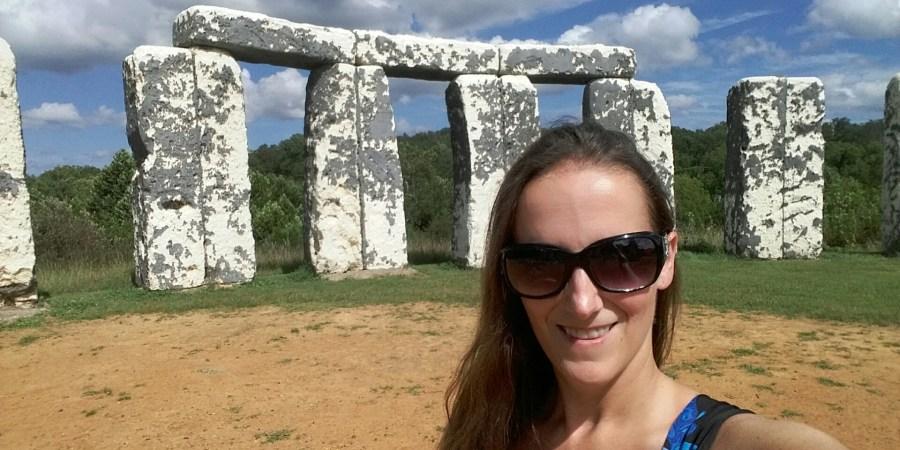 Foamhenge réplique de Stonehenge