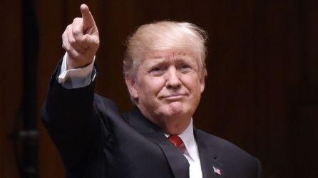 au pays de Donald Trump