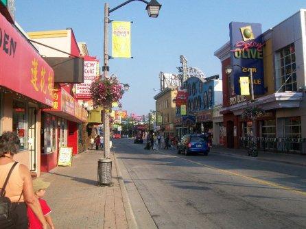 Visite à Niagara Falls