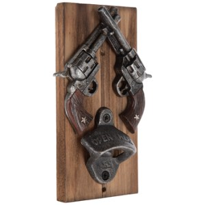 ouvre-bouteilles Double Revolvers