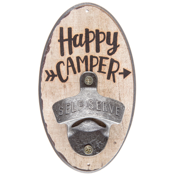 Ouvre-bouteille Happy Camper