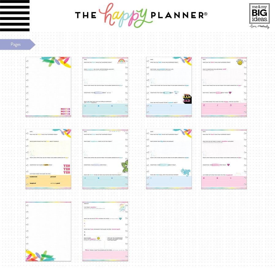 happy-planner-pensee-positives-be-happy-today
