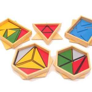 Triangles constructifs
