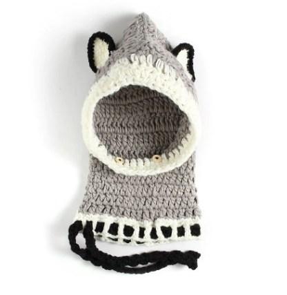 Ensemble d'hiver - Ourson gris