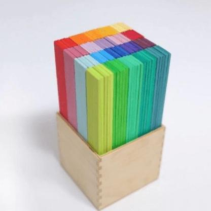 Leonardo Sticks - 100 pièces de bois