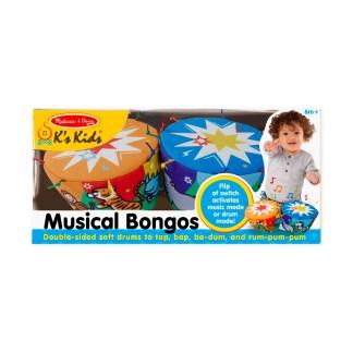 Duo de Bongo musical