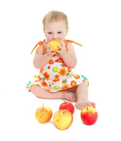 bébé pommes