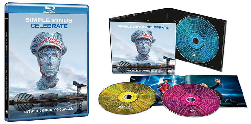 Simple Minds Hydro now on Blu-Ray and DVD!