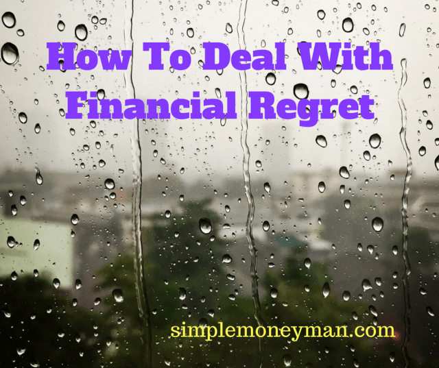 financial regrets