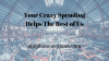 Your Crazy Spending Helps The Rest of Us simple money man