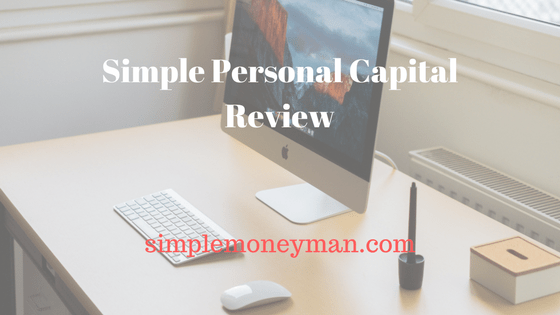 Simple Personal Capital Review
