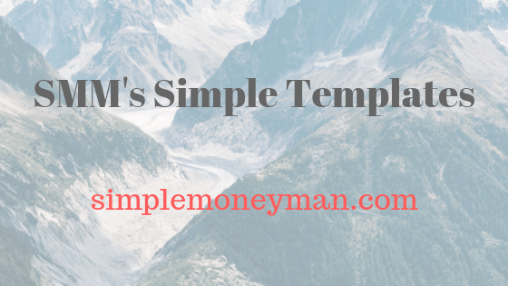 SMM's Simple Templates