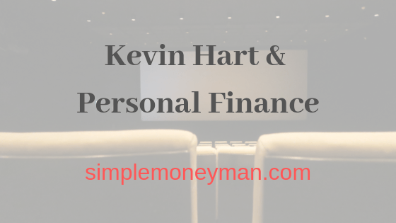 Kevin Hart & Personal Finance simple money man