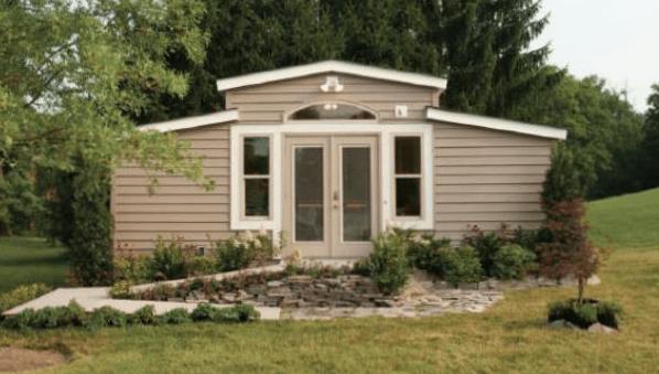 Granny Pods MedCottages A Backyard Home For Elderly