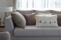 Firm Up Frumpy Sofa Cushions With This Trick - Simplemost