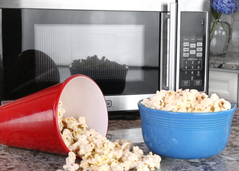 own microwave popcorn