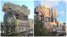 Disneyland Hollywood Tower of Terror