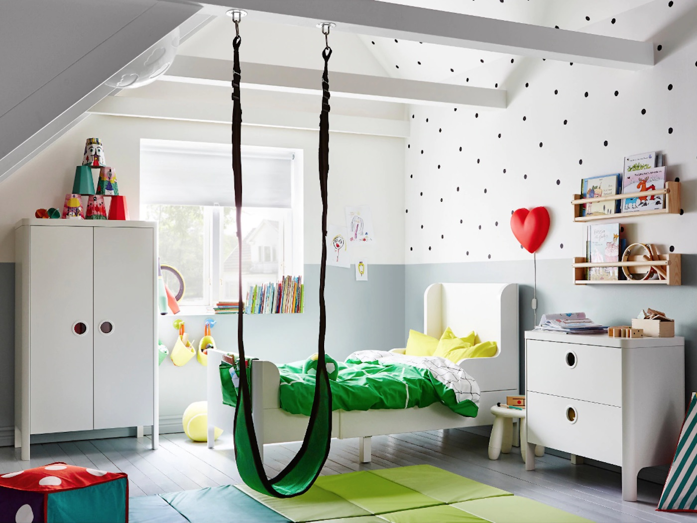 18 Fun Kids Room Ideas For Inspiration Simplemost