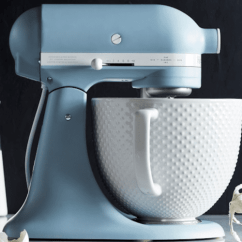 Kitchen Aid Bowls Padded Chairs This Retro Kitchenaid Stand Mixer Has A Gorgeous Bowl Simplemost Williams Sonoma