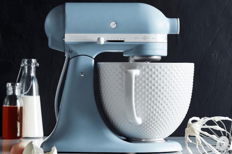 kitchen aid bowls stores denver this retro kitchenaid stand mixer has a gorgeous bowl simplemost williams sonoma