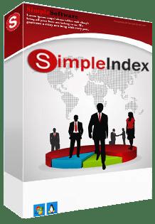 SimpleSoftware SimpleIndex