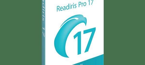 ReadIRIS 17 Pro Mac Box