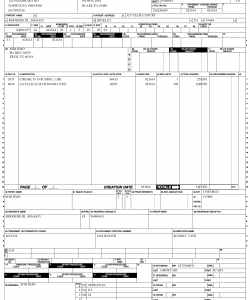 CMS-1450/UB04 Uniform Bill