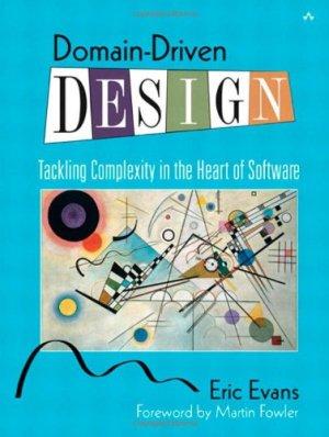 DDD Book Cover